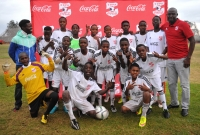 KLASS MOTHAPO SECONDARY SCHOOL WINS THE COPA COCA-COLA LIMPOPO PROVINCIAL FINALS