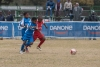 Youngster goes from playing soccer in the dusty streets of Soweto to representing South Africa in the Danone Nations Cup World Finals