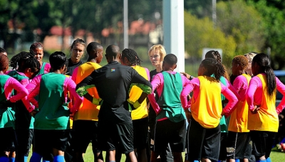 Sasol Banyana Banyana Preparations in Full Swing