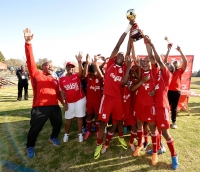 HTS LOUIS BOTHA WINS THE COPA COCA-COLA® FREE STATE PROVINCIAL FINALS
