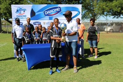 Schools gear up for the 2017 Danone Nations Cup