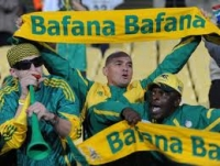 Brave Bafana Bafana hold World Cup-bound Socceroos