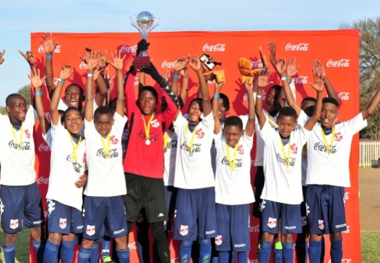 DIRANG KANATLA MARCH ON TO COPA COCA-COLA® NATIONAL FINALS AS NORTH WEST WINNERS
