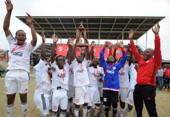 ST MARKS HIGH SCHOOL WINS THE COPA COCA-COLA MPUMALANGA PROVINCIAL FINALS