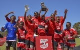 J.G ZUMA SECONDARY HIGH SCHOOL CROWNED COPA COCA-COLA 2016 NATIONAL CHAMPIONS