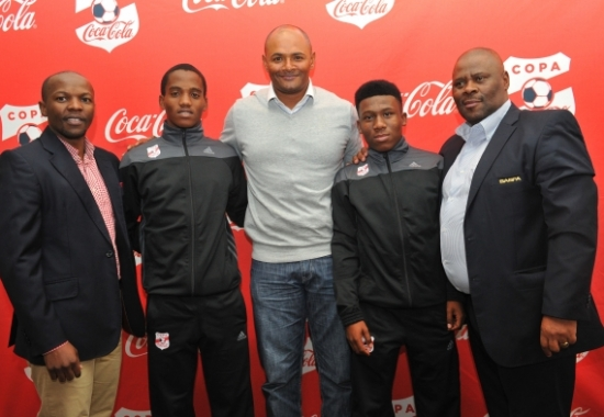 COPA COCA-COLA STARS TO SHINE ON INTERNATIONAL STAGE