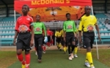 The McDonald's U/14 Schools League took place on the 3rd of August 2013 Ka Nyamazane