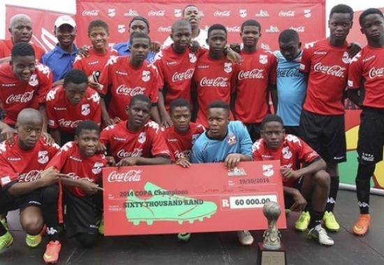 Clapham wins Copa Coca-Cola Finals!!!!