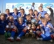 Gauteng Primary School, who were runners-up in the 2014 Danone Nations Cup, are hoping to win this time around