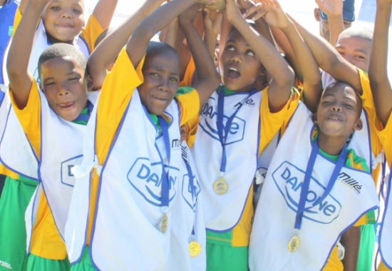 Roodepan Primary School Wins Danone Nations Cup Northern Cape Provincial Final