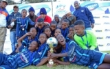 The 2009 Danone Nations Cup World Final Winners, Bree Primary School win Gauteng Danone Nations Cup
